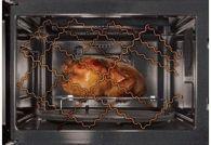 Принцип работы микроволновой печи