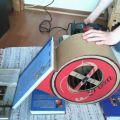 Центробежный вентилятор своими руками