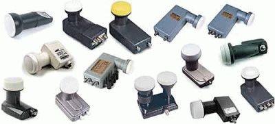 Конвертеры для антенн