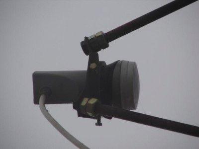 Поиск сигнала антенной