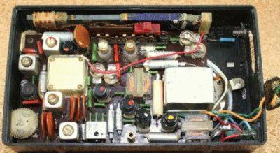 Транзисторный радиоприёмник