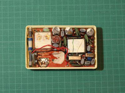 Конструкция радиоприёмника