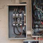Как подключить трёхфазный счётчик через трансформаторы тока