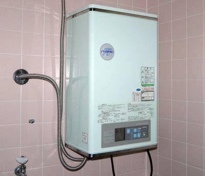 Проточный водонагреватель