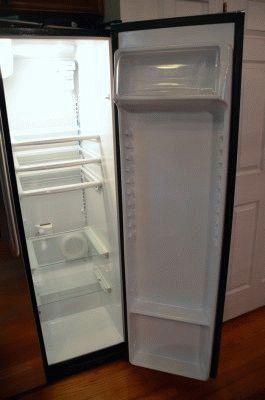 Размороженный холодильный агрегат