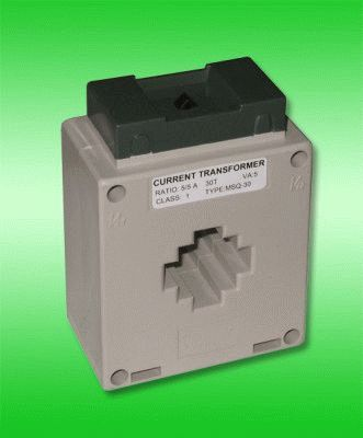 Характеристики трансформатора тока
