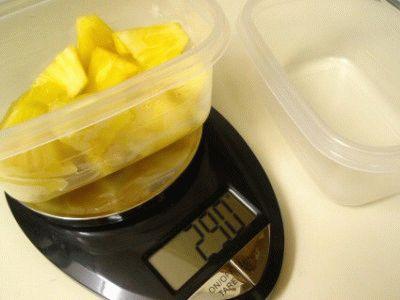Удобные весы с дисплеем