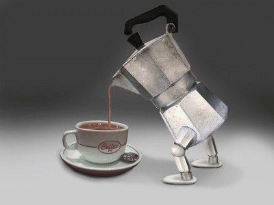 Принцип работы гейзерной кофеварки: устройство и работа