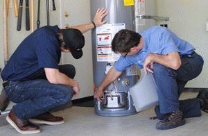 Ремонт газового водонагревателя