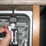 Подключение встраиваемой посудомоечной машины