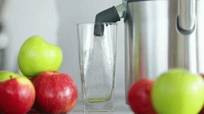 Сок из яблок через соковыжималку: варианты получения сока