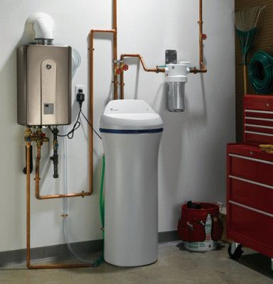 Особенности установки водонагревателей