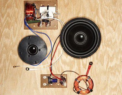 Динамики для акустики