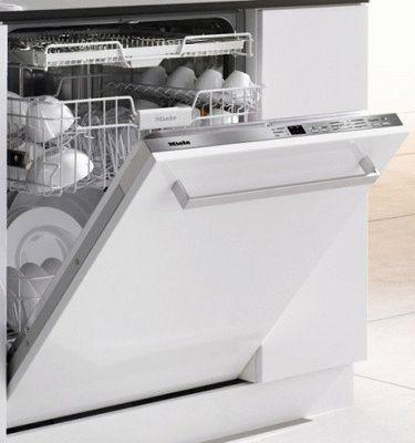 Встраиваемая узкая посудомоечная машина