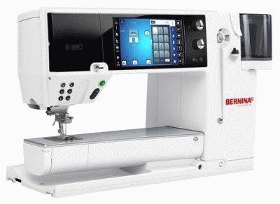Современная машинка Бернина