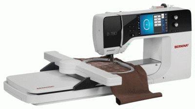 Швейная машинка с программным управлением для вышивки