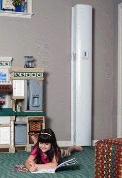 Домашний обогреватель в детской