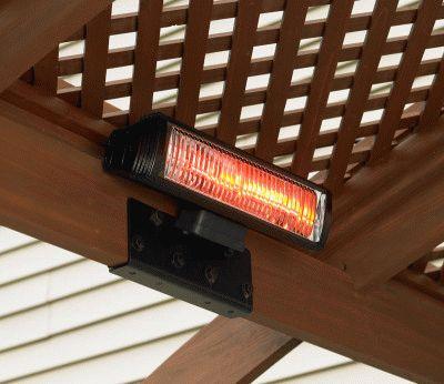 Инфракрасные обогреватели экономят расход энергии