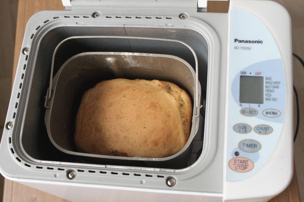 Основныеы в хлебопечке