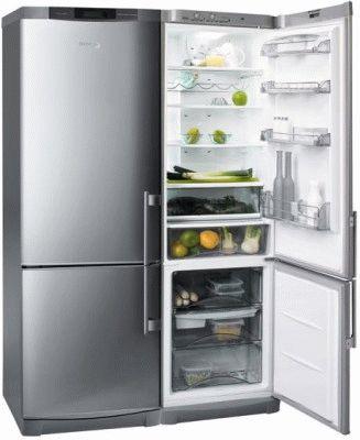 Дорогой холодильник NoFrost
