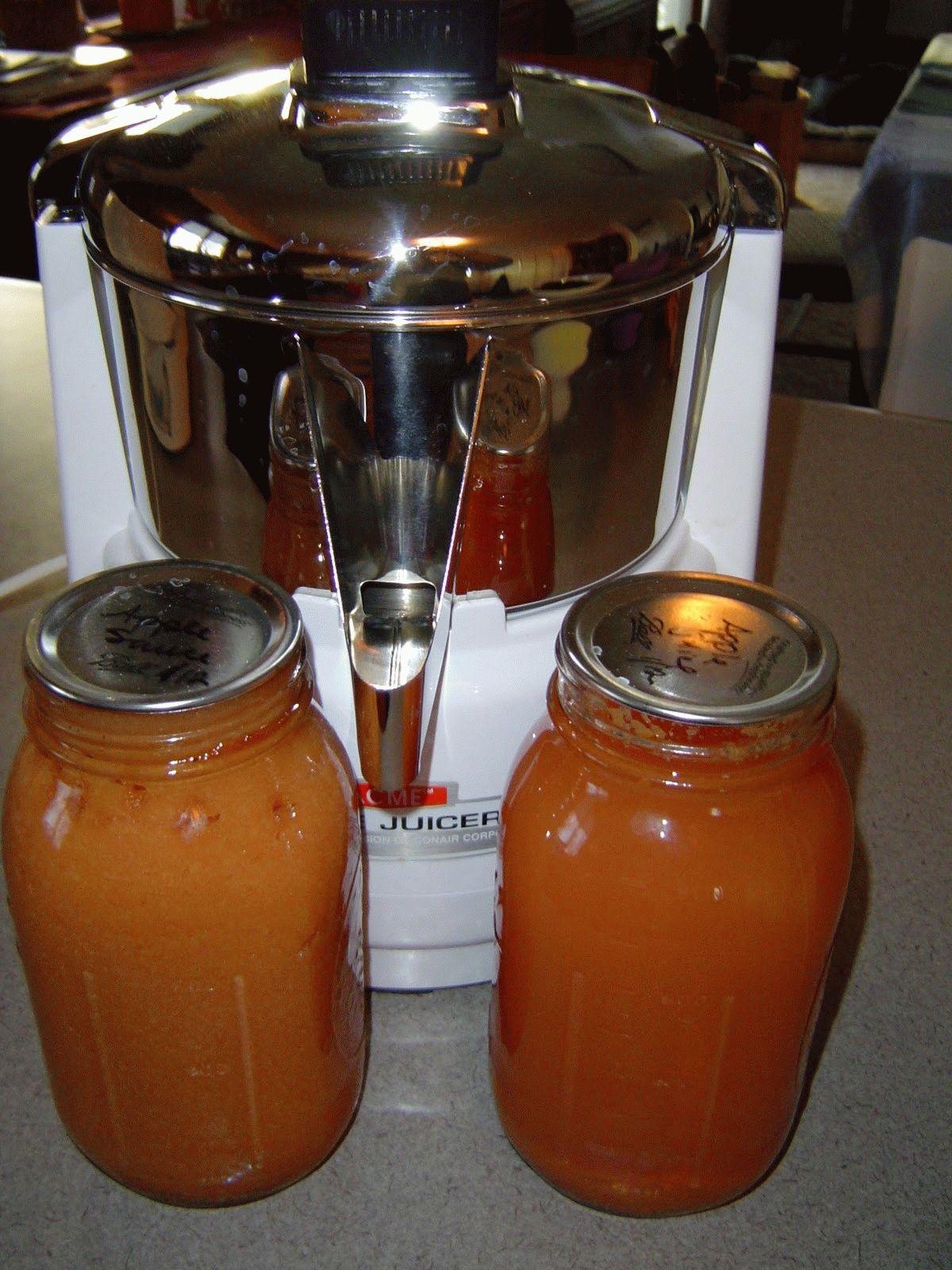 Тыквенный сок: рецепт в домашних условиях Легкие рецепты 12