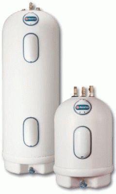 Разница объёмов водонагревателей