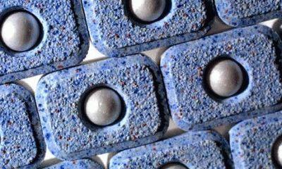 Хорошие таблетки для посудомоечной машины