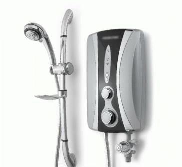 Водонагреватель в душ