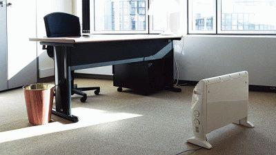 Обогреватель для офиса