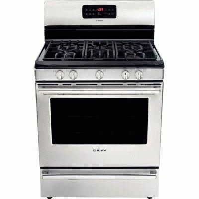 Кухонная плита Bosch на газу