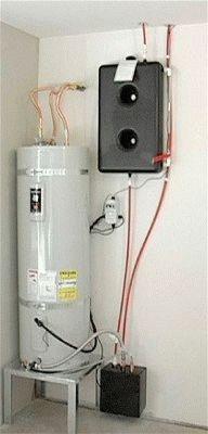 Эксплуатация водонагревателя