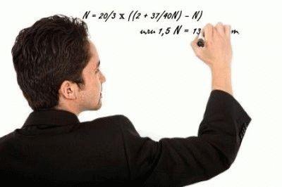 Формула расчёта мощности обогревателя