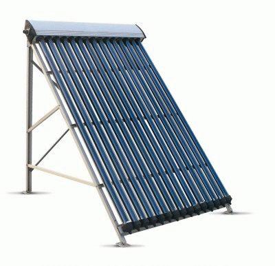 Коллектор солнечного отопления