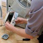 Какие бывают запчасти для посудомоечных машин