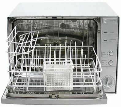 Мини посудомойка