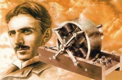 Н. Тесла изучал переменный ток