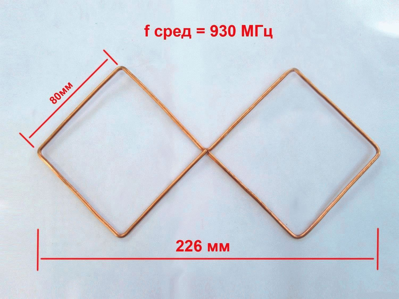 3g простая антенна своими руками