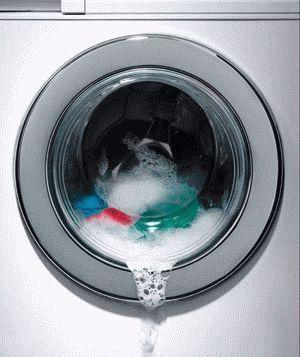 Протечка стиральной машины