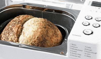Румяная корочка хлеба