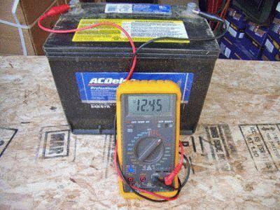Как проверить аккумулятор в домашних условиях