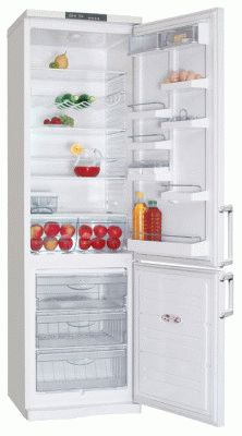 Двухкамерный холодильник Атлант
