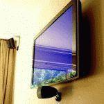 Установка телевизора