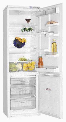 Двухкомпрессорный холодильник Атлант