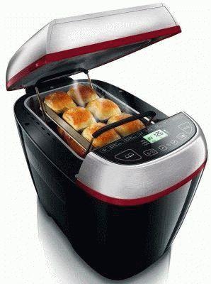 Хлебопечь с удобным управлением