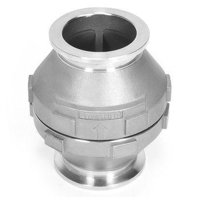 Принцип действия обратного клапана вентилятора