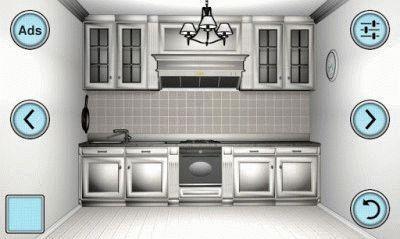 Расположение газовой плиты на кухне