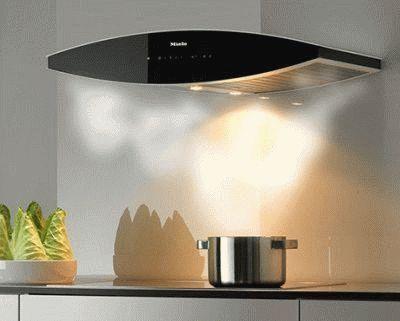 Кухонная вытяжка без режима рециркуляции