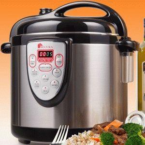 Мультиварка для приготовления блюд