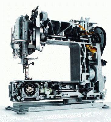 Сборка швейной машины