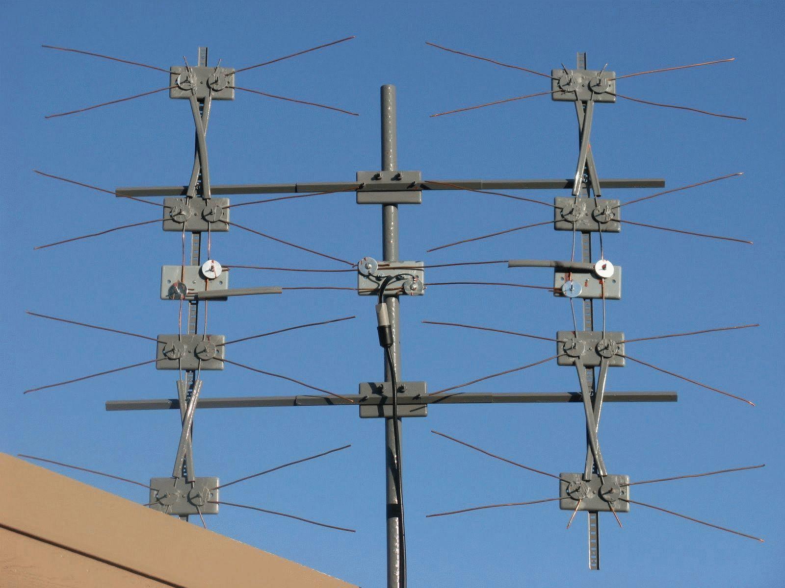 Как сделать антенну для телевизора своими руками: видео, фото 31